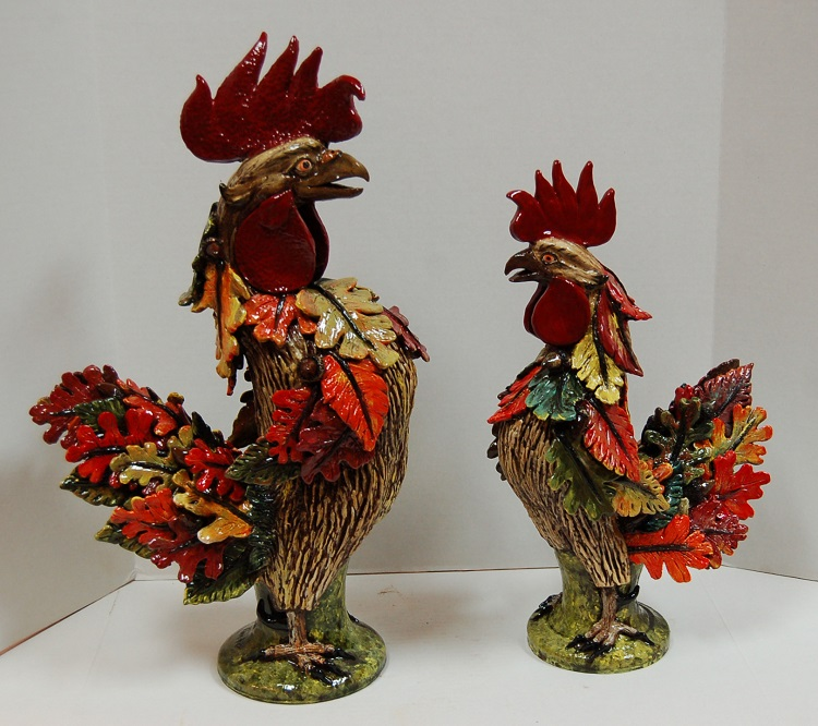 Fall Roosters